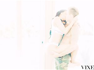 VIXEN super-hot and tight Latina Cheats on boyfriend