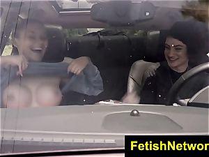 TeensInTheWoods Marsha May bday restrain bondage