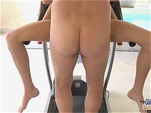 old youthfull pornography stunner gets pummeled gives a deep throat closeup
