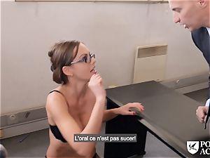 porn ACADEMIE - british Tina Kay super-hot ass-fuck in threeway