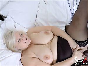 AgedLovE Lacey Starr bi-racial hardcore sex