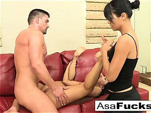 Asa likes to have herself some xxx fun