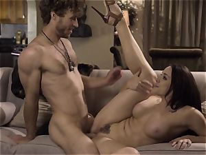 Spoiled pt two Chanel Preston gets her super-fucking-hot puss treated