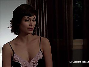 epic Morena Baccarin looking super-sexy nude on film