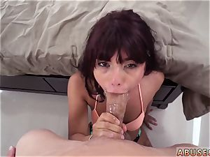 Russian nubile disciplined Gina Valentina Gets Her desire