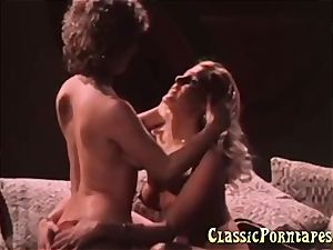 insane ladies cant resist gobbling each others slit