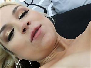 Sarah Vandella gets banged in the arse