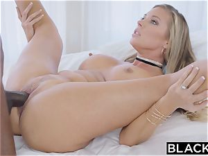 BLACKED Samantha Saint Cheats with big black cock