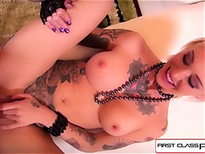 FirstClassPOV-Shove your penis in the cock-squeezing backside of Kleio