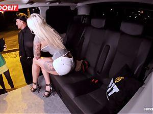 LETSDOEIT - successful cab Driver Bones 2 torrid Blondes