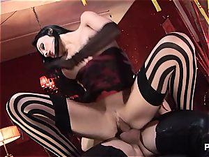 Aletta has the most unusual fetish
