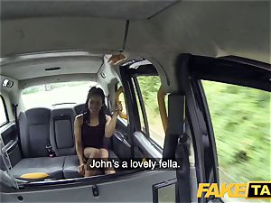 faux taxi swift plumbing and internal ejaculation for peachy arse