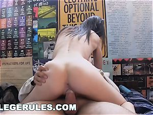 school RULES - nubile college dolls and sex Games