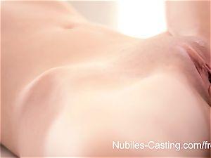 Nubiles audition - nubile fuckbox boinking pornography audition