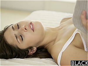 BLACKED style Model Anna Mornas first Time With A bbc