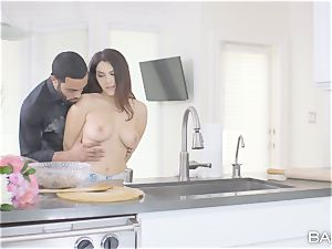 jizz craving big black cock inhaling Valentina Nappi