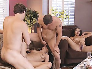 gang romp and Hangman with super-cute couples 4