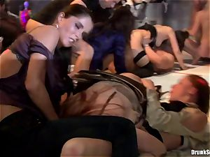Carla Cox, Tarra milky and Nessa satan red-hot women naughty
